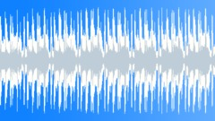 Fun Playful Hip Hop Pop (loop 7 background) Stock Music