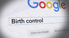 Google Search Engine - Search For Birth control Arkistovideo
