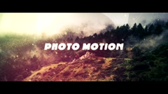 Photo Motion Stock After Effects