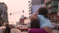 San José street Stock Footage