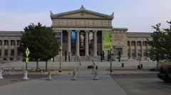 Museum of Science and Industry in Chicago Stock Footage