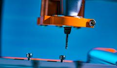Milling-machine Stock Photos