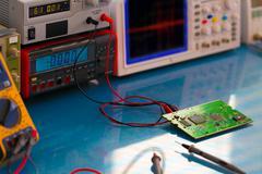Electronic measuring device Kuvituskuvat