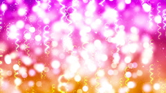 HD Loopable Background with nice festive background Stock Footage