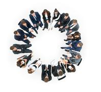 Diversity Business people Meeting Team Coorporate Concept Stock Photos