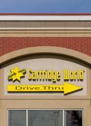 Cartridge World Exterior and Logo Kuvituskuvat
