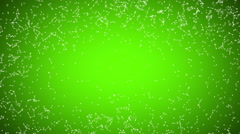 Fantasy abstract background with original organic motion Stock Footage