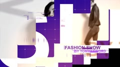 Fashion Show Stock After Effects