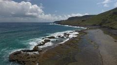 Exotic Brazilian Rocky Beaches 002 Stock Footage