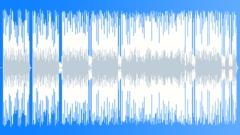 Bossa Nova Cowboy (Rhy GTR & Bass) Stock Music