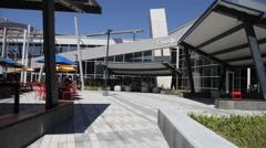 Google headquarters California Stock Footage