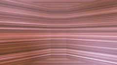 Broadcast Horizontal Hi-Tech Lines Dome, Brown, Abstract, Loopable, 4K Stock Footage