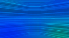 Broadcast Horizontal Hi-Tech Lines Dome, Blue, Abstract, Loopable, 4K Stock Footage