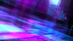 Abstract futuristic footage. 3d technology abstract. Seamles looping Stock Footage