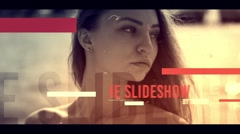 The Slideshow Stock After Effects