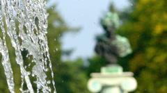 Charlottenhof Palace of Sanssouci Park, Potsdam Stock Footage