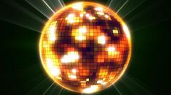 3d rendering of mirror disco ball. Party concept. Piirros
