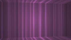 Broadcast Vertical Hi-Tech Lines Passage, Purple, Abstract, Loopable, 4K Stock Footage