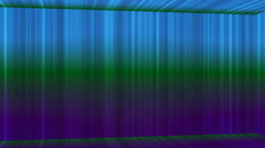 Broadcast Vertical Hi-Tech Lines Passage, Multi Color, Abstract, Loopable, 4K Stock Footage