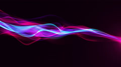 4k Power Energy Light Streaks Abstract Animation Seamless Loop. Stock Footage