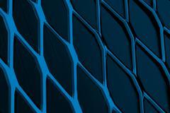 Metal grate, speaker grille Stock Illustration