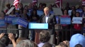 Florida Senator Bill Nelson Speaks At Hillary Clinton Rally In Tampa 4k or 4k+ Resolution