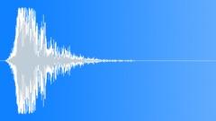 Fast Echoic Whoosh Hit  Sound Effect
