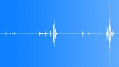 Kettle plastic handling Sound Effect