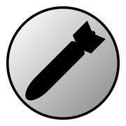 Bomb button Piirros