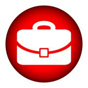 Portfolio icon Stock Illustration