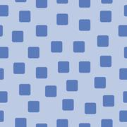 Seamless texture of the squares. Stock Illustration
