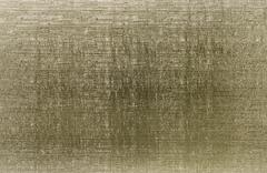 Golden metallic background with scratches Stock Photos