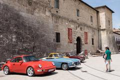 Basilica of San Benedetto Stock Photos