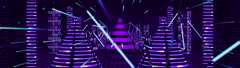 Neon 02 VJ Clip Set 4K Dual HD Stock Footage