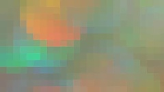 Background for design with effect of digital pixels Stock Footage