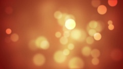 Blurry Bokeh Lights Background Stock Footage