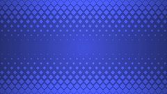 Blue Repeating Square Pattern Design Background. Stock Footage