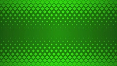 Green Repeating Square Pattern Design Background. Stock Footage