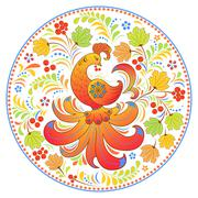 Traditional russian pattern. Stock Illustration