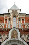 Holy Trinity Sergius Maritime Men Monastery. Stock Photos