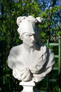 Statue of Mars, the god of war. Kuvituskuvat