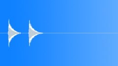Checked In Interface Sound Effect