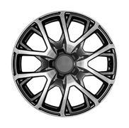 Alloy wheel for a car. Stock Photos