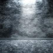 Grey Granite Background Stock Illustration