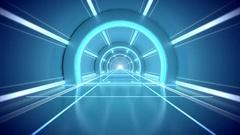 Movement abstract tunnel Arkistovideo