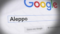 Google Search Engine - Search For Aleppo Stock Footage
