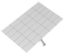Solar panels technology Piirros