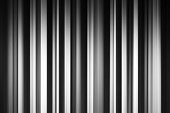 Vertical black and white curtains background Stock Illustration