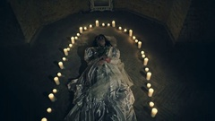 Bride ghost story Stock Footage