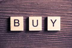 Business marketing concept Stock Photos